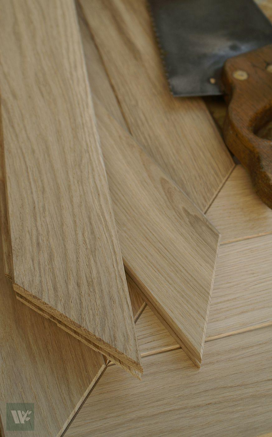french chevron parquet solid oak 16mm high quality wood flooring hca4 ebay. Black Bedroom Furniture Sets. Home Design Ideas