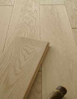 15cm Solid Oak 15mm thick D15P