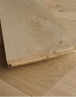 16cm Solid Oak Floorboards D16A