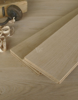 15cm Solid Oak 22mm thick DS25