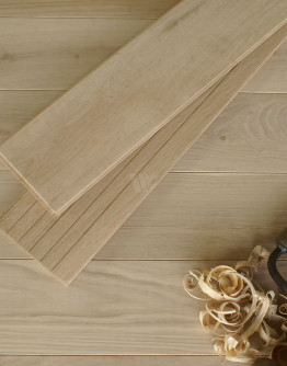 12cm Solid Oak Floorboards DS26
