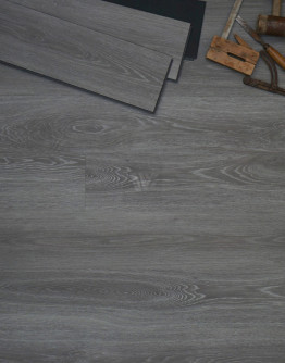 "WPC Smoke Gray 7"" Flooring LP45"